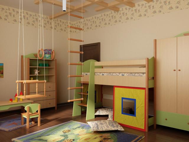 Дизайн дитячої